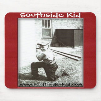 Southside Kid Baseball Mouse Pad