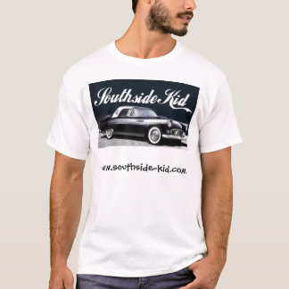 Southside Kid T-Shirt Black T-Bird