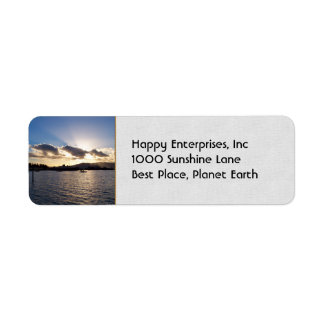 Southside Moorage Label