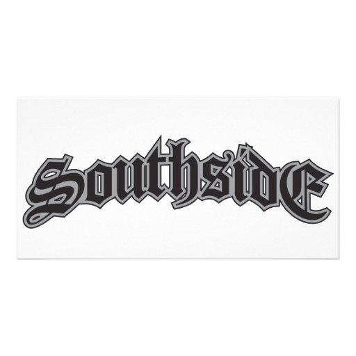 Southside Plantilla Para Tarjeta De Foto