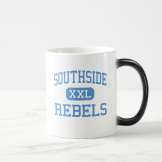 Southside - rebeldes - alto - Fort Smith Arkansas Taza Mágica