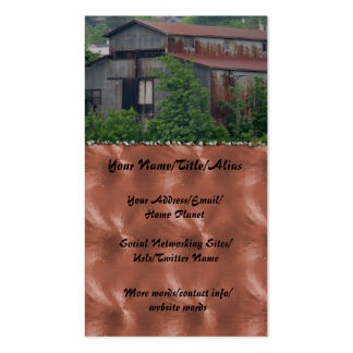 Southside Ruin Double-Sided Standard Business Cards (Pack Of 100)