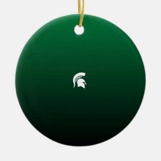 Southside Spartans Ceramic Ornament