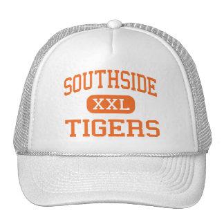 Southside - Tigers - High - Greenville Trucker Hat