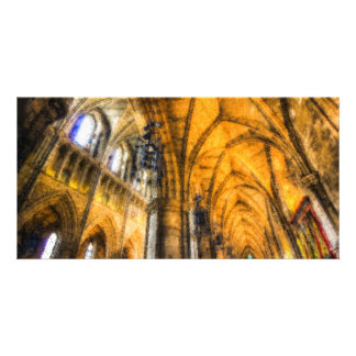 Southwark Cathedral London Art Card