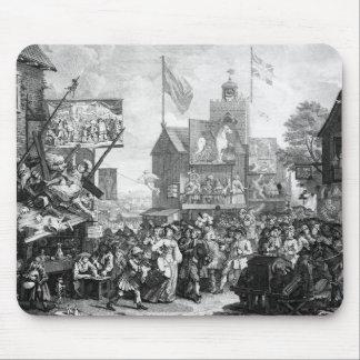 Southwark Fair, 1733 Mouse Pad