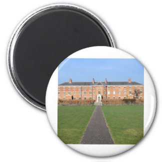 Southwell Workhouse in Nottinghamshire 2 Inch Round Magnet