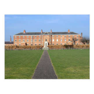 Southwell Workhouse in Nottinghamshire Postcard