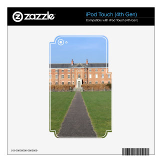 Southwell Workhouse in Nottinghamshire Skin For iPod Touch 4G