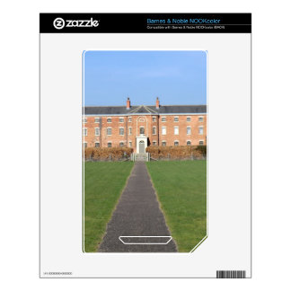 Southwell Workhouse in Nottinghamshire Decals For The NOOK Color