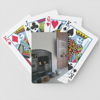 Southwell Workhouse Kitchen Bicycle Playing Cards