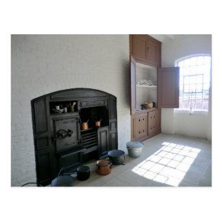 Southwell Workhouse Kitchen Postcard