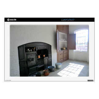 """Southwell Workhouse Kitchen 17"""" Laptop Decal"""