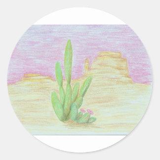 southwest 001 classic round sticker