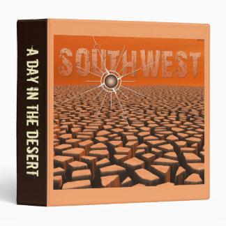 Southwest 3 Ring Binder