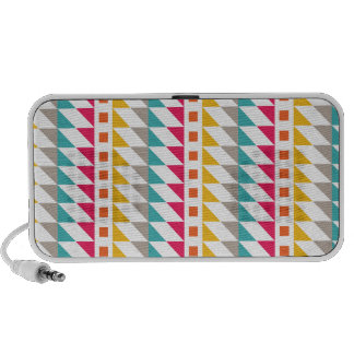 Southwest Abstract iPhone Speakers
