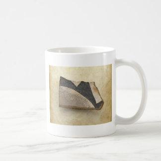 Southwest Ancient Anasazi Native American Pottery Coffee Mug