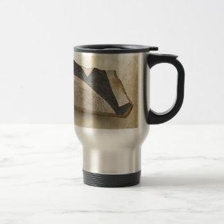 Southwest Ancient Anasazi Native American Pottery Travel Mug