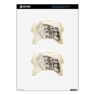 Southwest Ancient Anasazi Native American Pottery Xbox 360 Controller Decal
