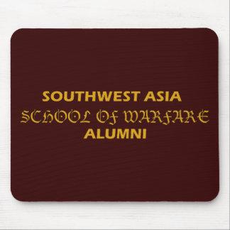 Southwest Asia School of Warfare Alumni Mouse Pad