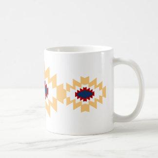 Southwest Aztec Native American Tribal Design Coffee Mug