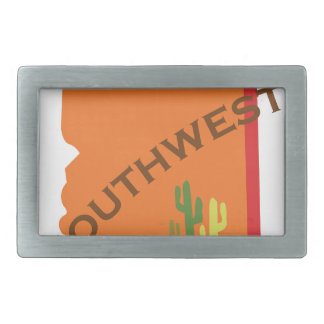 Southwest Belt Buckles