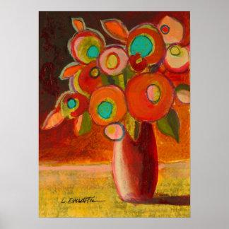 Southwest-Bouquet Print