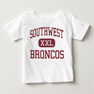 Southwest - Broncos - Middle - Palm Bay Florida Baby T-Shirt