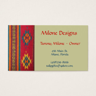 Southwest Business Card