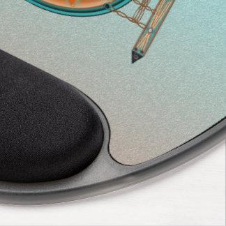 Southwest Cadence Ergonomic Gel Mousepad