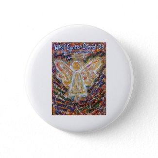 Southwest Cancer Angel button