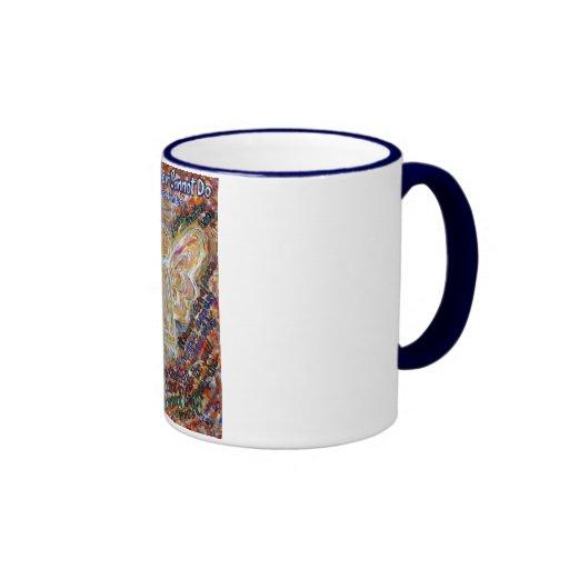 Southwest Cancer Angel Ringer Mug