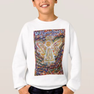 Southwest Cancer Angel Sweatshirt