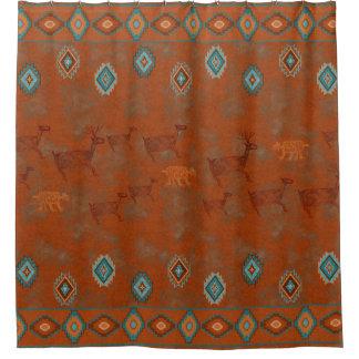 Western Shower Curtains   Zazzle