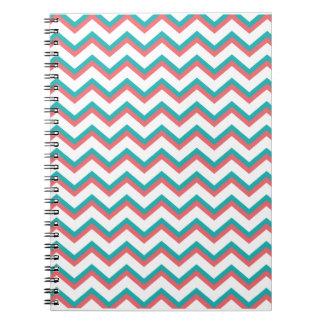 Southwest Chevron Pattern Notebook