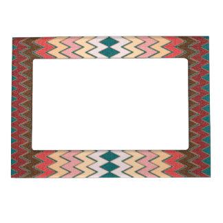 Southwest Chevron Zigzag Magnetic Photo Frame