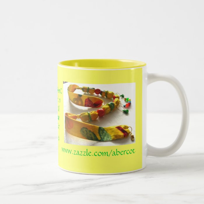 Southwest Chilies and Sun Mug
