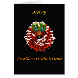 Southwest Christmas Greeting Cards