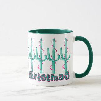 Southwest Christmas Mug