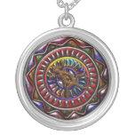 Southwest Circle Art Custom Jewelry
