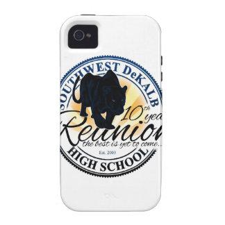 Southwest Dekalb High School Class 10 Year Reunion iPhone 4/4S Cases