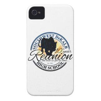 Southwest Dekalb High School Class 10 Year Reunion iPhone 4 Case-Mate Case