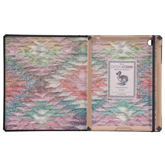 Southwest Desert Diamonds Woven Look Cover For iPad