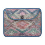 """Southwest Desert Diamonds Woven Look - Pro 13"""" Sleeve For MacBooks"""