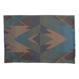 Southwest Design Aztec Pattern Pillow Case