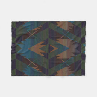 Southwest Design Aztec Print Decorative Blanket