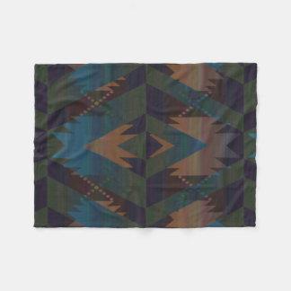 Southwest Design Aztec Print Decorative Blanket Fleece Blanket