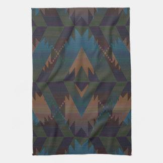 Southwest Design Aztec Print Kitchen Towel