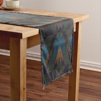 Southwest Design Aztec Print Table Runner