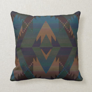 Southwest Design Aztec Throw Pillow
